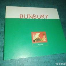 CDs de Música: BUNBURY, EL JINETE. Lote 186112817
