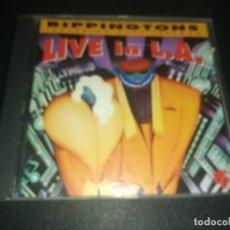 CDs de Música: RIPPINGTONS, LIVE IN L. A. 1993 GRP. Lote 186113586