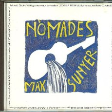 CDs de Música: CD MAX SUNYER NOMADES . Lote 186119592