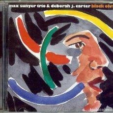 CDs de Música: CD MAX SUNYER TRIO & DEBORAH J. CARTER BLACK CORAL ( NUEVO PRECINTADO ) . Lote 186119677