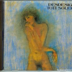 CDs de Música: CD TOTI SOLER DESDESIG . Lote 186119716