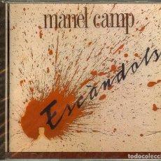 CDs de Música: CD MANEL CAMP ESCANDOLS ( NUEVO PRECINTADO ). Lote 186119878