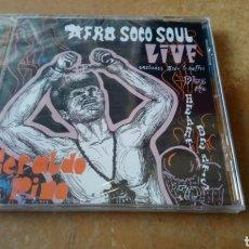 CDs de Música: GERALDO PINO&THE HEARTBEATS –AFRO SOCO SOUL LIVE . CD PRECINTADO. AFROBEAT. NIGERIA 1972.. Lote 186129155