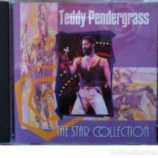 CDs de Música: TEDDY PENDERGRASS - THE STAR COLLECTION - CD EDICIÓN HOLANDESA 1993 - SONIDO DE FILADELFIA. Lote 186159707