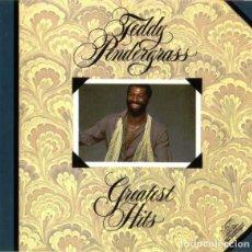 CDs de Música: TEDDY PENDERGRASS - GREATEST HITS - CD EDICIÓN HOLANDESA - CBS 1987 - SONIDO DE FILADELFIA. Lote 186159956