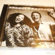CDs de Música: CD WOMACK & WOMACK. RADIO MUSC MAN. ELEKTRA 1985 GERMANY (ESTADO NORMAL). Lote 186160225