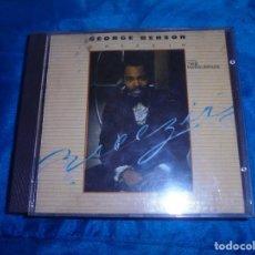 CDs de Música: GEORGE BENSON. BREEZIN´ . WARNER BROS, 1976. CD. IMPECABLE (#). Lote 186162792