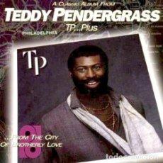 CDs de Música: TEDDY PENDERGRASS - TP... PLUS (TP CON 3 BONUS TRACKS) CD WESTSIDE EDICIÓN UK - SONIDO DE FILADELFIA. Lote 186167353