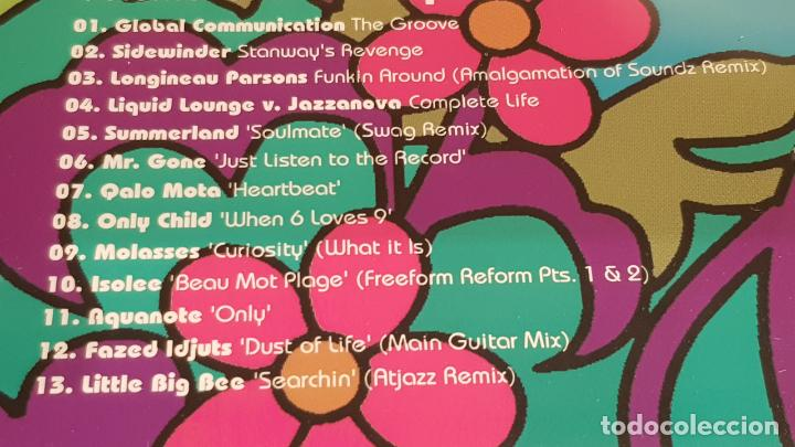 CDs de Música: CARTE BLANCHE / VOLUME ONE / CD - NAKEDMUSIC / 13 TEMAS / CALIDAD LUJO. - Foto 4 - 186171051