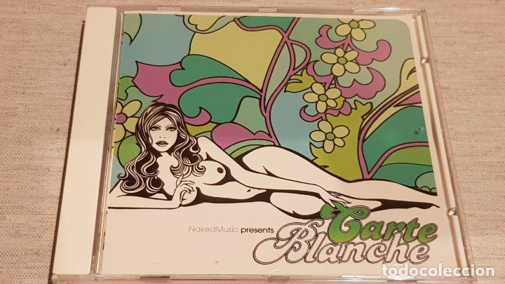 CARTE BLANCHE / VOLUME ONE / CD - NAKEDMUSIC / 13 TEMAS / CALIDAD LUJO. (Música - CD's Jazz, Blues, Soul y Gospel)