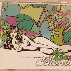 CDs de Música: CARTE BLANCHE / VOLUME ONE / CD - NAKEDMUSIC / 13 TEMAS / CALIDAD LUJO.. Lote 186171051