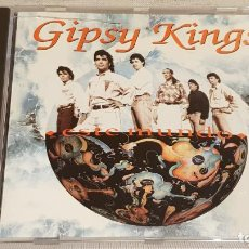 CDs de Música: GIPSY KINGS / ESTE MUNDO / CD - CBS-SONY-1991 / 12 TEMAS / CALIDAD LUJO.. Lote 186171850