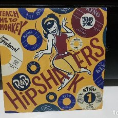 CDs de Música: R&B HIPSHAKERS VOL 1 TEACH ME TO MONKEY - CD, PROMO, SAMPLER . Lote 186174105