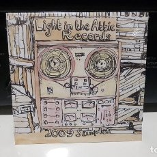 CDs de Música: VARIOUS ‎– LIGHT IN THE ATTIC RECORDS SAMPLER 2009 . Lote 186174506