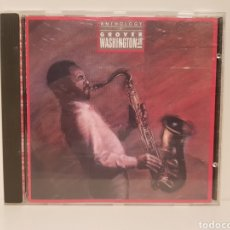 CDs de Música: ANTHOLOGY OF GROVER WASHINGTON JR/ CD. Lote 186177055
