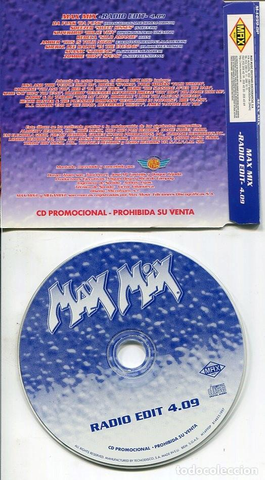 CDs de Música: MANZANA ESPECIAL DJ'S (3 TEMAS) CDMAXI 1993 - Foto 2 - 186207000