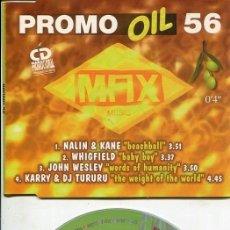 CDs de Música: MAX MUSIC ( PROMO 56 - 4 TEMAS) CDMAXI MAX PROMO 1997. Lote 186209437
