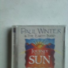 CDs de Música: PAUL WINTER & THE EARTH BAND JOURNEY WITH THE SUN . Lote 186212982