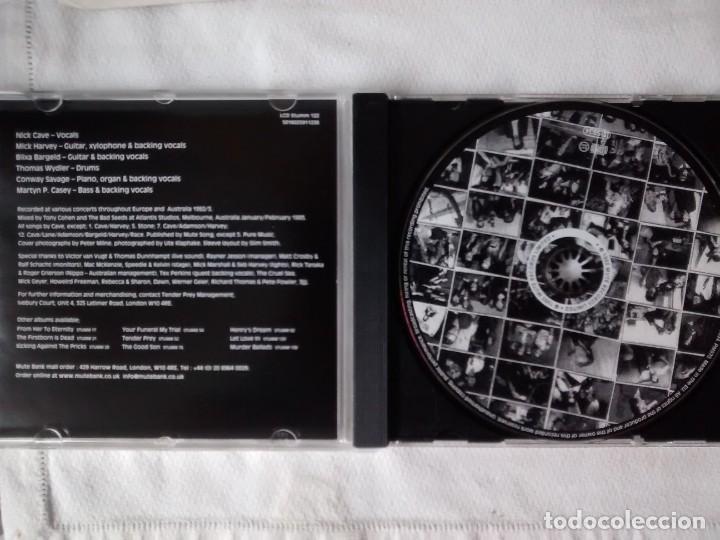 CDs de Música: NICK CAVE & THE BAD SEEDS - LIVE SEEDS CD 1993 - Foto 3 - 186214190