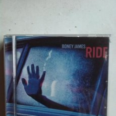 CDs de Música: BONEY JAMES - RIDE. Lote 186215818