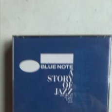 CDs de Música: BLUE NOTE A STORY OF JAZZ 3 CDS. Lote 186220538