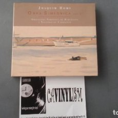 CDs de Música: HOMS: OBRA SINFONICA VOL. 2 ORQUESTRA SIMFONICA DE BARCELONA CD COMO NUEVO. Lote 219327666