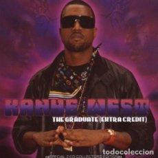 CDs de Música: KANYE WEST – THE GRADUATE (EXTRA CREDIT) - NUEVO Y PRECINTADO. Lote 186232267