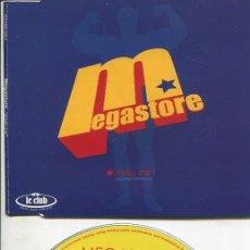 CDs de Música: MEGASTORE / SHOW ME I (6 VERSIONES) CDMAXI VALE 2001. Lote 186234272