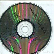 CDs de Música: METODOS DE BAILE / THE MIX (3.25) CD SINGLE VIRGIN PROMO 1994. Lote 186234755