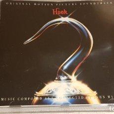 CDs de Música: B.S.O. / HOOK / JOHN WILLIAMS / CD - EPIC / CALIDAD LUJO.. Lote 186250527