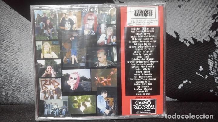 CDs de Música: revenge of the killer crash helmets (english dogs,blitzkrieg,insane,paradox uk,etc..)dificil - Foto 2 - 186256675