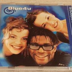 CDs de Música: BLUE4U / THE BLUE EXPERIENCE / CD - VALE MUSIC / 10 TEMAS / CALIDAD LUJO.. Lote 186257703