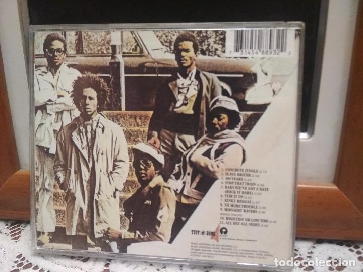 CDs de Música: Bob Marley & The Wailers. Catch a Fire. CD álbum con 11 temas. Reggae Tuff Gong 2001 - Foto 3 - 186271947