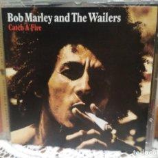 CDs de Música: BOB MARLEY & THE WAILERS. CATCH A FIRE. CD ÁLBUM CON 11 TEMAS. REGGAE TUFF GONG 2001 PEPETO. Lote 186271947