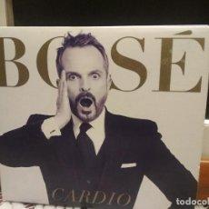 CDs de Música: MIGUEL BOSE - CARDIO - CD ALBUM 2010. Lote 186273347