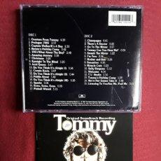 CDs de Música: TOMMY: ORIGINAL SOUNDTRACK RECORDING; 2CDS 1975.. Lote 205725591