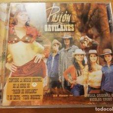 CDs de Música: PASIÓN DE GAVILANES. ORIGINAL DE JULIO JIMÉNEZ (CD). Lote 224005761