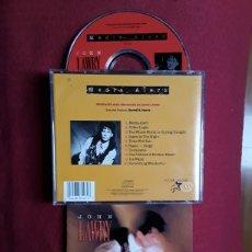 CDs de Música: JOHN LAWRY: MEDIA ALERT; GRAN CD AOR 1990, TECLISTA GRUPO PETRA.. Lote 186279091