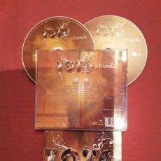 CDs de Música: TOTO: TOTO & FRIENDS; MUY RARO, CON DON HENLEY, MICHAEL MCDONALD, DONALD FAGEN, BOZ SCAGS, ETC.. Lote 186279823