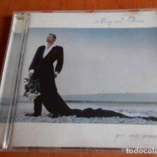 CDs de Música: CD MIGUEL BOSE,POR VOS MUERO. Lote 186288903