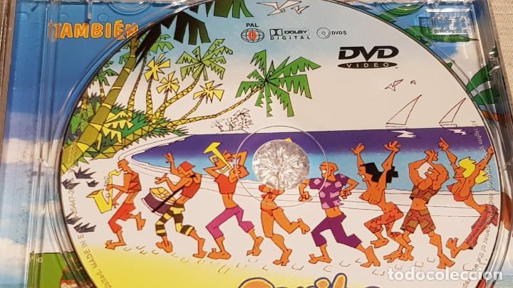 CDs de Música: CARIBE 2003 / HASIENDO EL AMOR / DOBLE CD + DVD / VARIOS ARTISTAS / TOTAL 58 TEMAS / DE LUJO. - Foto 4 - 186294945