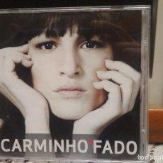 CDs de Música: CARMINHO FADO CD ALBUM 2009 EU FADOS DE ROSITA LICAS PECHINCHA PEDRO RODRIGUES PEPETO. Lote 186304321