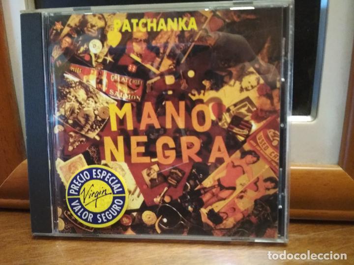 MANO NEGRA - PATCHANKA - CD ALBUM FRANCIA (Música - CD's Rock)