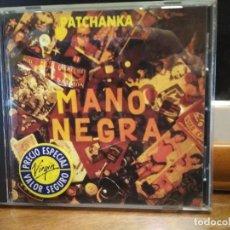 CDs de Música: MANO NEGRA - PATCHANKA - CD ALBUM FRANCIA . Lote 186308917