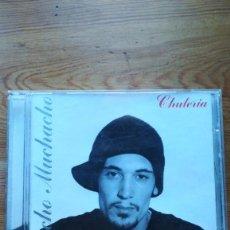 CDs de Música: MUCHO MUCHACHO CHULERIA CREAM 2003 (7 NOTAS 7 COLORES)RAP ESPAÑOL. Lote 186313727