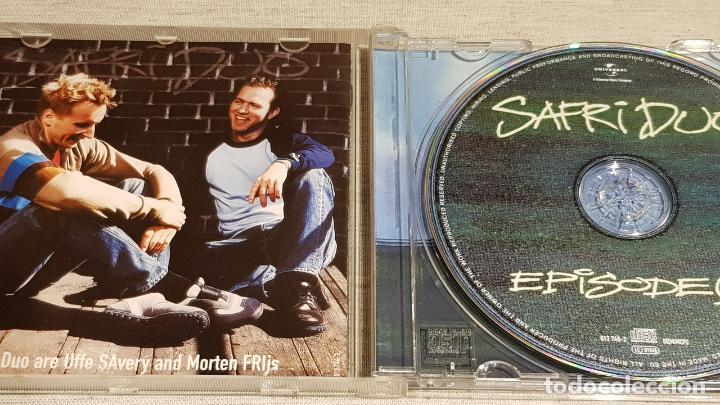 CDs de Música: SAFRI DUO / EPISODE II / CD - 9 TEMAS / CALIDAD LUJO. - Foto 2 - 186316893