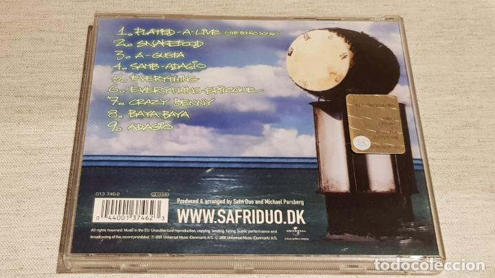 CDs de Música: SAFRI DUO / EPISODE II / CD - 9 TEMAS / CALIDAD LUJO. - Foto 3 - 186316893