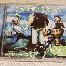 CDs de Música: SAFRI DUO / EPISODE II / CD - 9 TEMAS / CALIDAD LUJO.. Lote 186316893