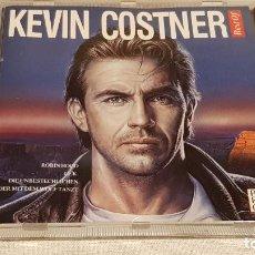 CDs de Música: KEVIN COSTNER / BEST OF / CD - SILVA SCREEN-1992 / 10 TEMAS / CALIDAD LUJO.. Lote 186337135
