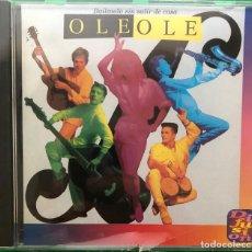 CDs de Música: OLE OLE - BAILANDO SIN SALIR DE CASA CD. Lote 209196085
